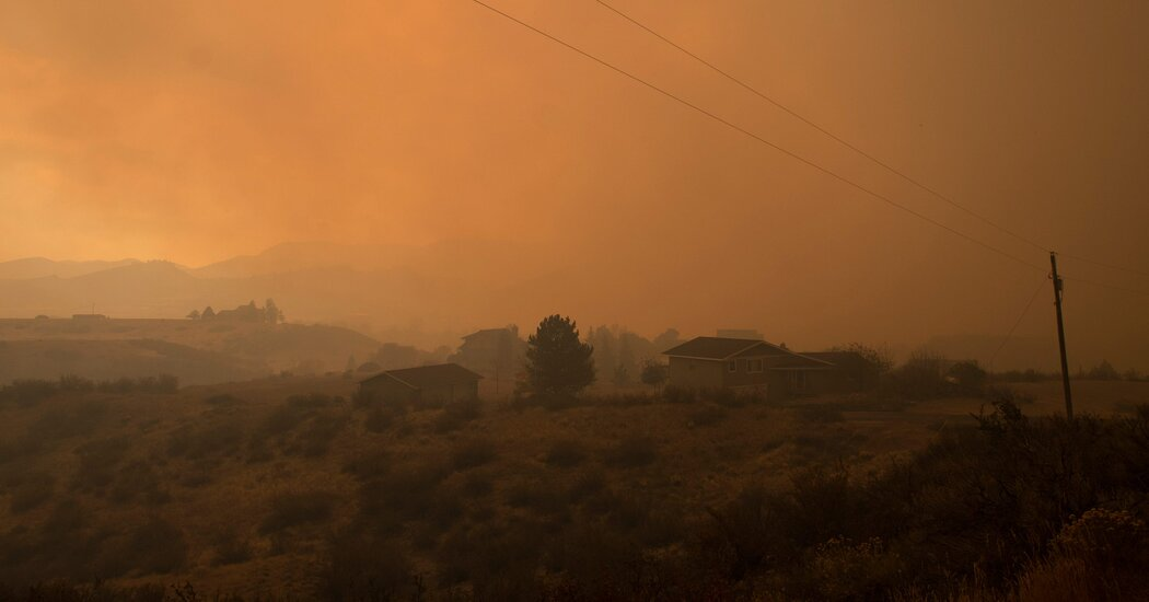 Colorado Wildfire Grows Into Largest in State History