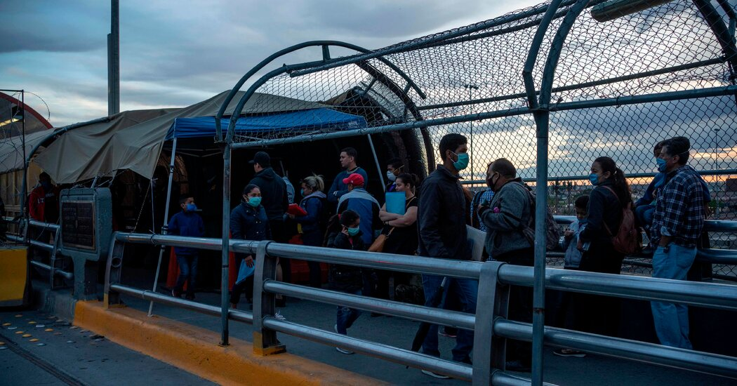 Supreme Court to Review Trump's 'Remain in Mexico' Asylum Program